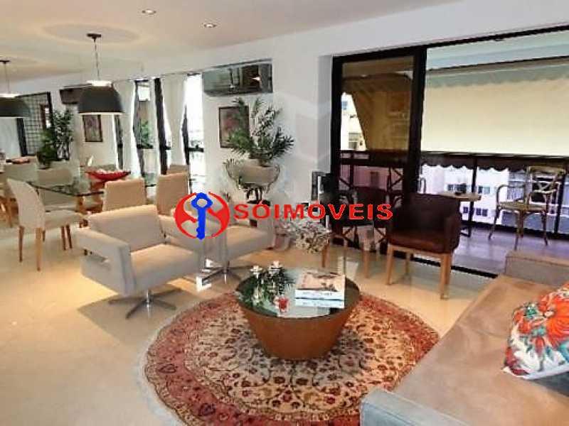 20 - Cobertura 3 quartos à venda Rio de Janeiro,RJ - R$ 7.500.000 - LBCO30234 - 20