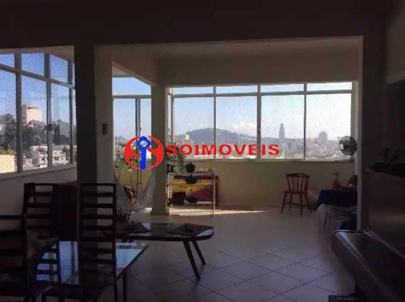 ST5 - Em Santa Tereza excelente apartamento de dois quartos com varanda sala, banheiros, área de serviço. Oportunidade - LBAP23339 - 6