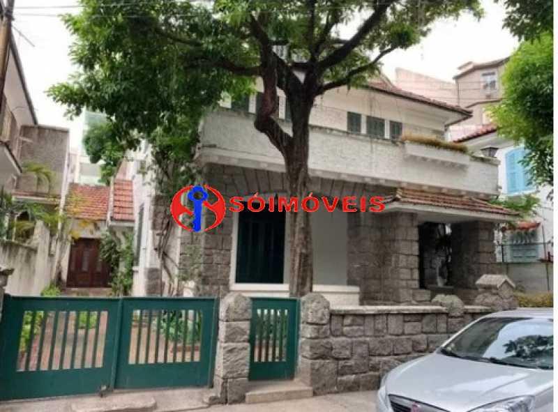 2 - Casa 6 quartos à venda Rio de Janeiro,RJ - R$ 4.200.000 - LBCA60016 - 1