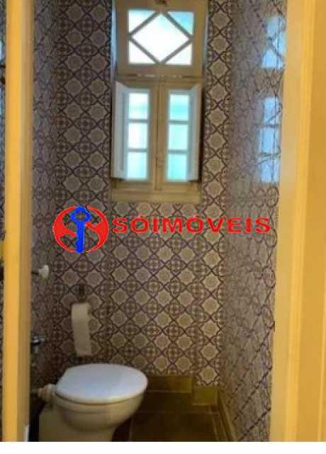 6 - Casa 6 quartos à venda Rio de Janeiro,RJ - R$ 4.200.000 - LBCA60016 - 9