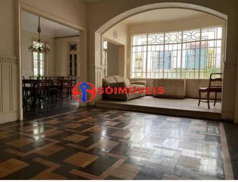 8 - Casa 6 quartos à venda Rio de Janeiro,RJ - R$ 4.200.000 - LBCA60016 - 4