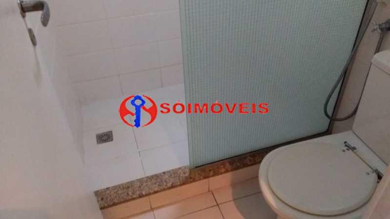 banheiro.. - Flat 1 quarto à venda Rio de Janeiro,RJ - R$ 730.000 - LIFL10007 - 15
