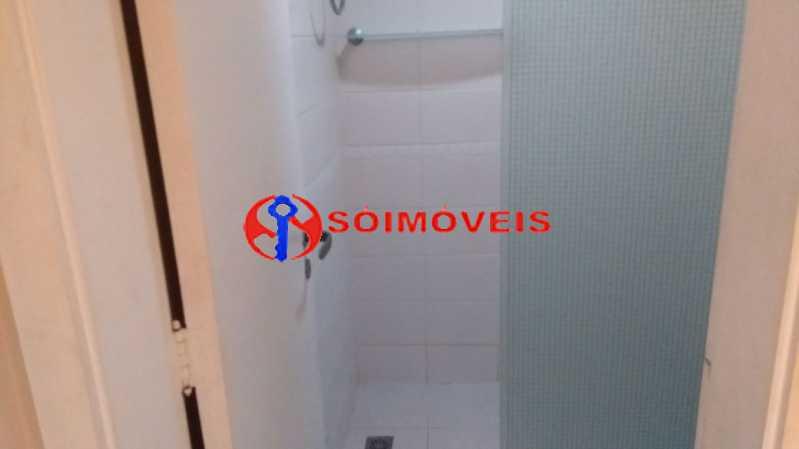 banheiro - Flat 1 quarto à venda Rio de Janeiro,RJ - R$ 730.000 - LIFL10007 - 13