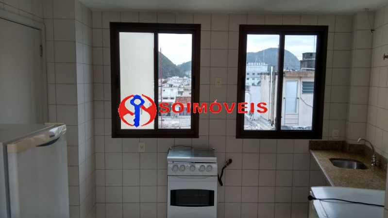 cozinha terraço - Flat 1 quarto à venda Rio de Janeiro,RJ - R$ 730.000 - LIFL10007 - 17