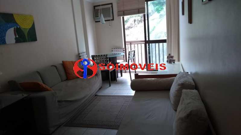 sala. - Flat 1 quarto à venda Rio de Janeiro,RJ - R$ 730.000 - LIFL10007 - 4