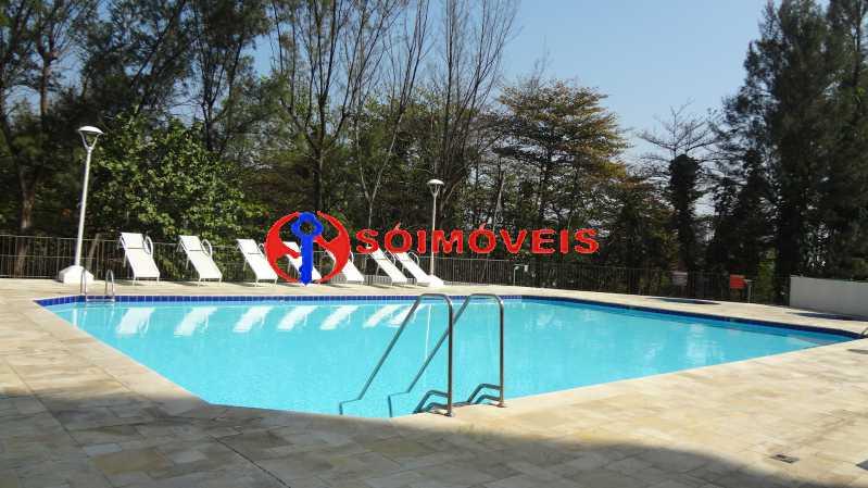 19 - MARAVILHOSO APART-HOTEL NA BARRA DA TIJUCA COM 70 M². - LBFL20043 - 20