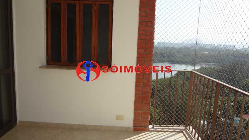 14 - MARAVILHOSO APART-HOTEL NA BARRA DA TIJUCA COM 70 M². - LBFL20043 - 15