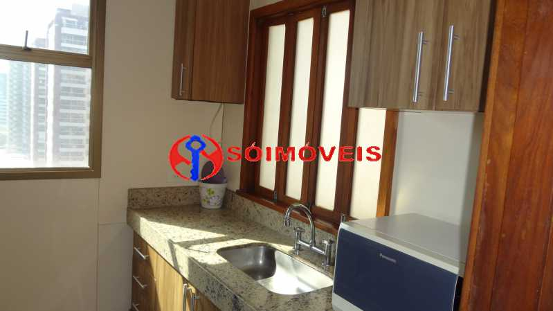 16 - MARAVILHOSO APART-HOTEL NA BARRA DA TIJUCA COM 70 M². - LBFL20043 - 17