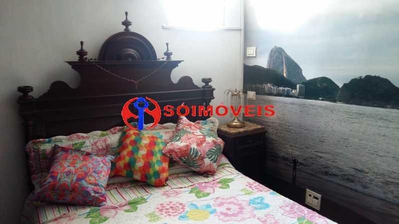 20170825_110319 - Cobertura duplex Rua Paissandú, sala, 3 quartos, terraço externo, 2 vagas. Vista Cristo, indevassável. - LBCO30249 - 16