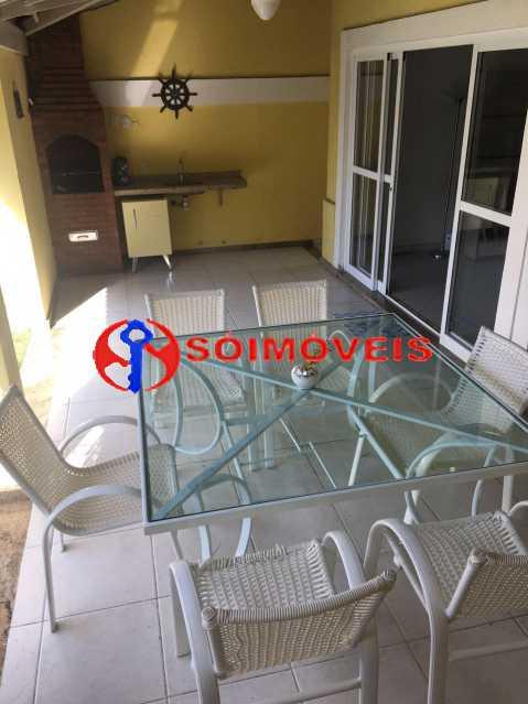 2 - Casa em Condomínio 4 quartos à venda Recreio dos Bandeirantes, Rio de Janeiro - R$ 1.380.000 - LBCN40022 - 20