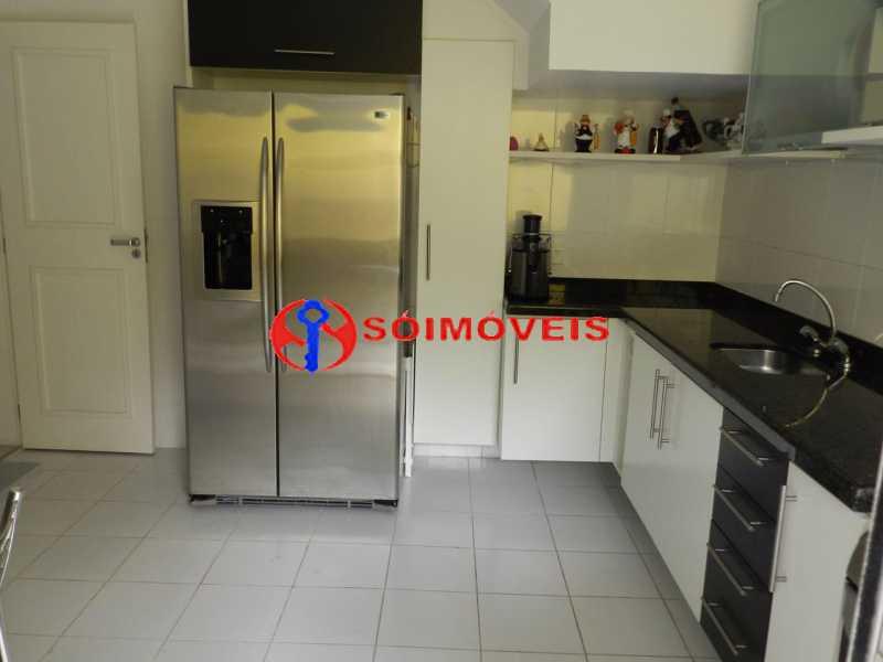14 - Casa em Condomínio 4 quartos à venda Recreio dos Bandeirantes, Rio de Janeiro - R$ 1.380.000 - LBCN40022 - 16