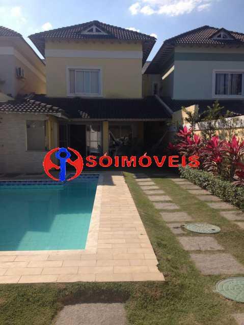 1 - Casa em Condomínio 4 quartos à venda Recreio dos Bandeirantes, Rio de Janeiro - R$ 1.380.000 - LBCN40022 - 21
