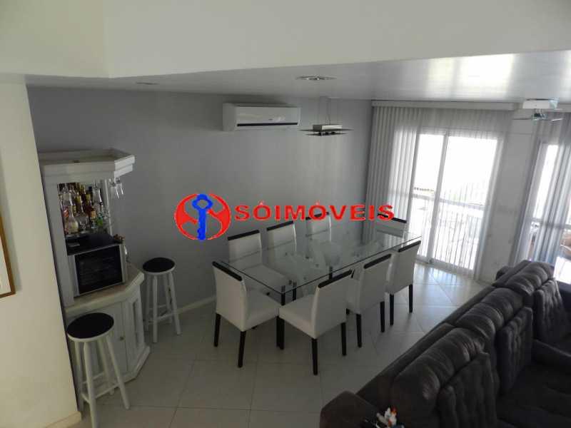 3 - Casa em Condomínio 4 quartos à venda Recreio dos Bandeirantes, Rio de Janeiro - R$ 1.380.000 - LBCN40022 - 3
