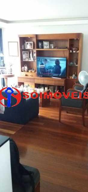31c77742-54f7-4c59-a421-af2aab - Apartamento 3 quartos à venda Humaitá, Rio de Janeiro - R$ 2.100.000 - LBAP32718 - 1