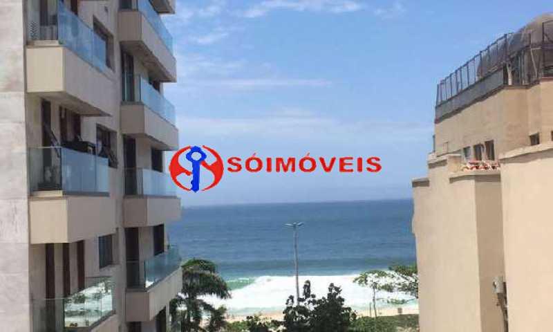 2 - Flat 2 quartos à venda Ipanema, Rio de Janeiro - R$ 1.960.000 - LBFL20046 - 3