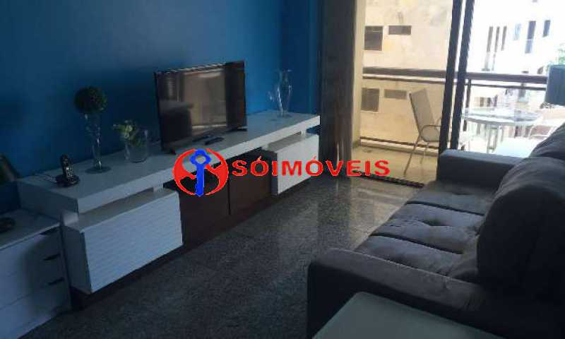 3 - Flat 2 quartos à venda Ipanema, Rio de Janeiro - R$ 1.960.000 - LBFL20046 - 5