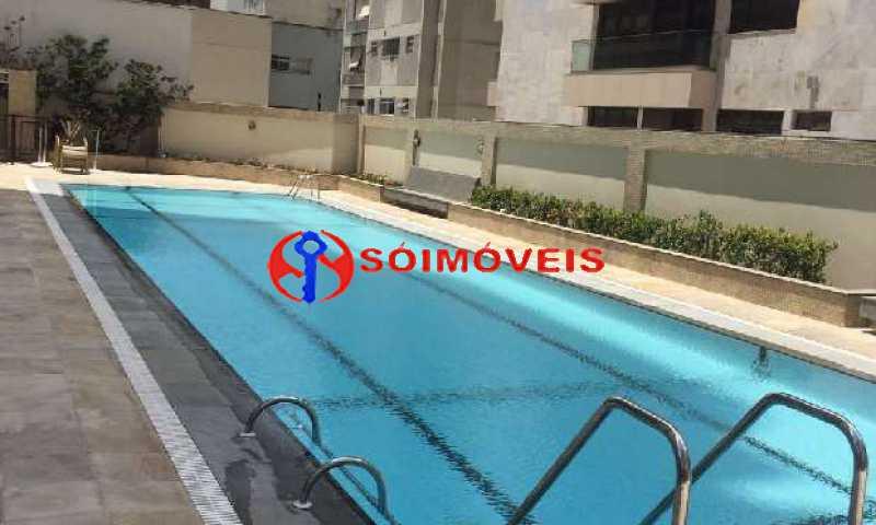 10 - Flat 2 quartos à venda Ipanema, Rio de Janeiro - R$ 1.960.000 - LBFL20046 - 13