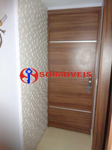 1050_01_02Hall - Apartamento 3 quartos à venda Rio de Janeiro,RJ - R$ 550.000 - LBAP32795 - 1