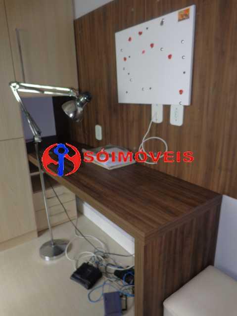 1050_01_35Quarto01 1 - Apartamento 3 quartos à venda Rio de Janeiro,RJ - R$ 550.000 - LBAP32795 - 14