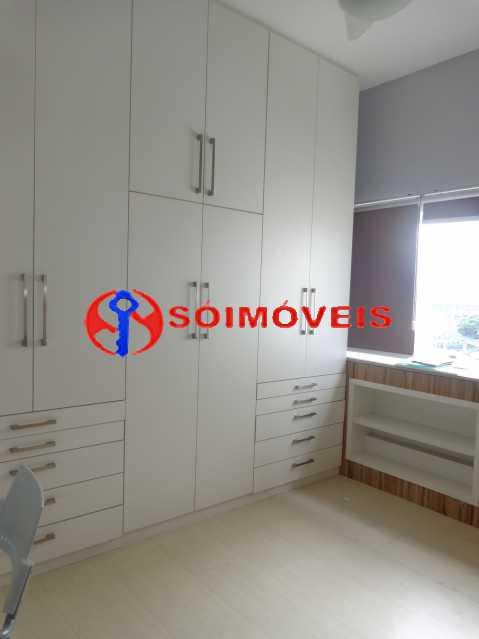 1050_01_43Quarto02 1 - Apartamento 3 quartos à venda Rio de Janeiro,RJ - R$ 550.000 - LBAP32795 - 18