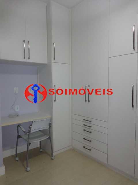 1050_01_45Quarto02 1 - Apartamento 3 quartos à venda Rio de Janeiro,RJ - R$ 550.000 - LBAP32795 - 19