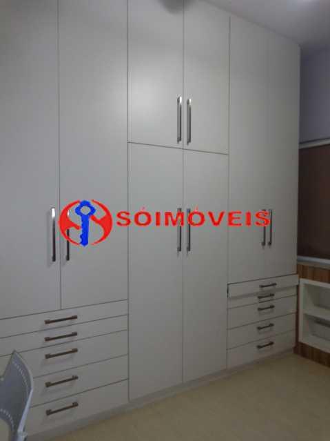 1050_01_47Quarto02 1 - Apartamento 3 quartos à venda Rio de Janeiro,RJ - R$ 550.000 - LBAP32795 - 21