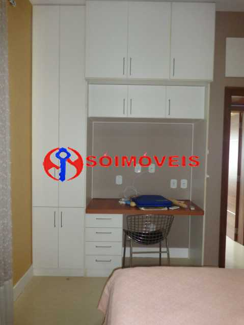 1050_01_51Quarto03 1 - Apartamento 3 quartos à venda Rio de Janeiro,RJ - R$ 550.000 - LBAP32795 - 23