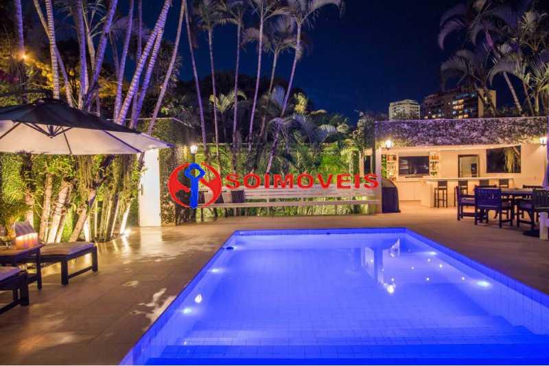IMG-20180222-WA0011 - Casa em Condomínio 4 quartos à venda Rio de Janeiro,RJ - R$ 4.700.000 - LBCN40028 - 1