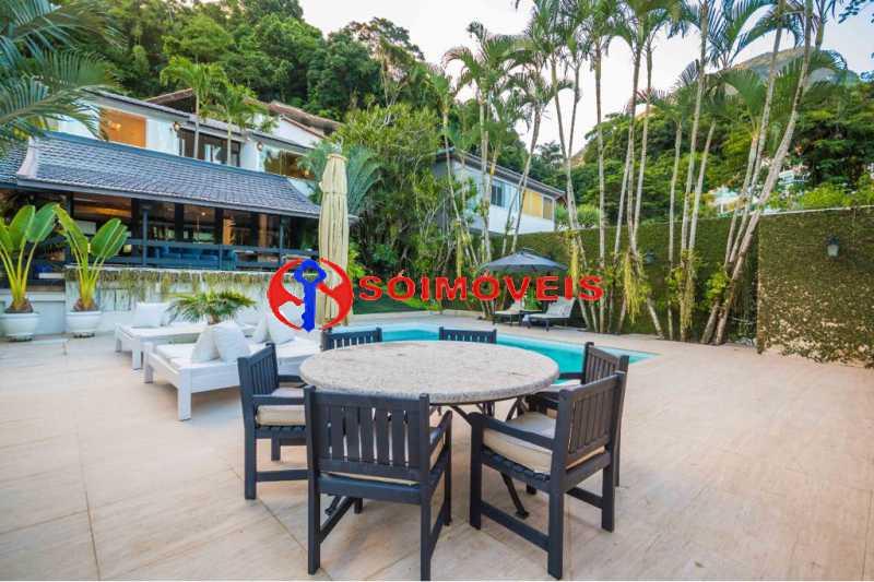 IMG-20180222-WA0012 - Casa em Condomínio 4 quartos à venda Rio de Janeiro,RJ - R$ 4.700.000 - LBCN40028 - 5