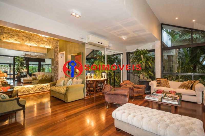 IMG-20180222-WA0023 - Casa em Condomínio 4 quartos à venda Rio de Janeiro,RJ - R$ 4.700.000 - LBCN40028 - 4