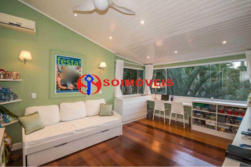 IMG-20180222-WA0025 - Casa em Condomínio 4 quartos à venda Rio de Janeiro,RJ - R$ 4.700.000 - LBCN40028 - 7