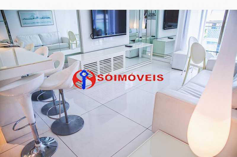 IMG_8292 - Flat 1 quarto à venda Ipanema, Rio de Janeiro - R$ 1.100.000 - LBFL10100 - 1