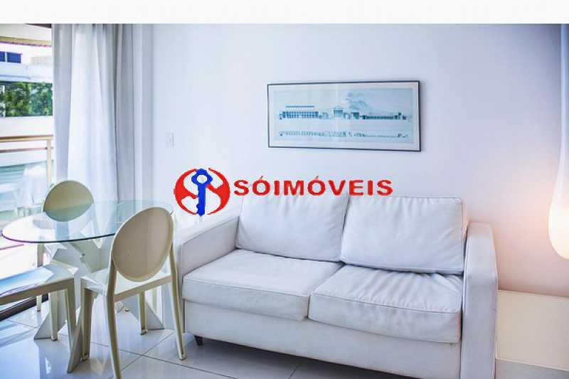 IMG_8301 - Flat 1 quarto à venda Ipanema, Rio de Janeiro - R$ 1.100.000 - LBFL10100 - 12