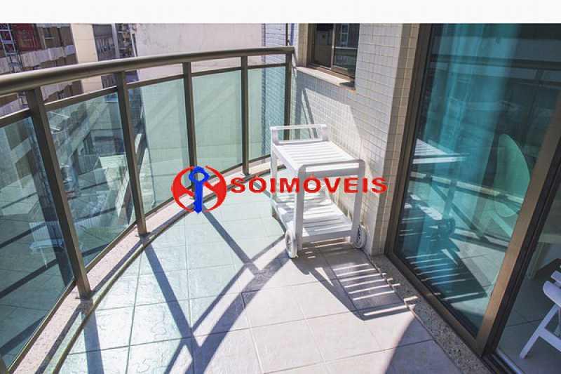 IMG_8308 - Flat 1 quarto à venda Ipanema, Rio de Janeiro - R$ 1.100.000 - LBFL10100 - 18