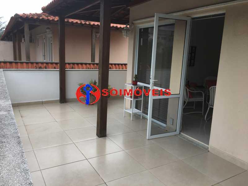 IMG_8252 - Casa em Condomínio 3 quartos à venda Recreio dos Bandeirantes, Rio de Janeiro - R$ 1.000.000 - LBCN30010 - 9