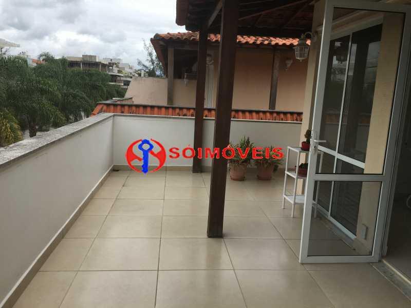 IMG_8253 - Casa em Condomínio 3 quartos à venda Recreio dos Bandeirantes, Rio de Janeiro - R$ 1.000.000 - LBCN30010 - 10