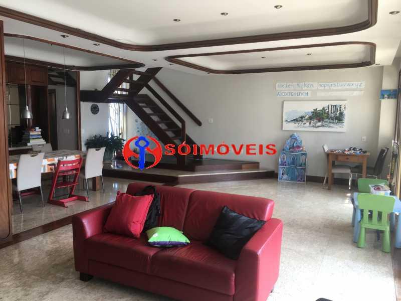 IMG_8381 - Cobertura 4 quartos à venda Rio de Janeiro,RJ - R$ 6.500.000 - LBCO40212 - 1