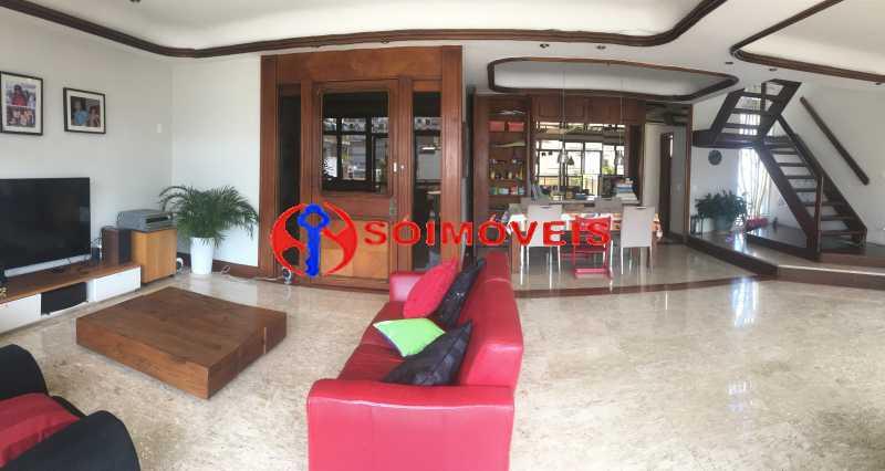 IMG_8391 - Cobertura 4 quartos à venda Rio de Janeiro,RJ - R$ 6.500.000 - LBCO40212 - 9