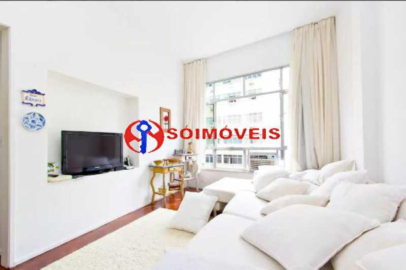 1 - Apartamento 2 quartos à venda Leme, Rio de Janeiro - R$ 780.000 - LBAP22103 - 1