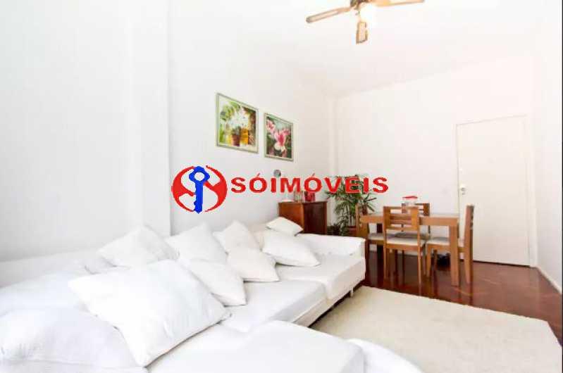 2 - Apartamento 2 quartos à venda Leme, Rio de Janeiro - R$ 780.000 - LBAP22103 - 3