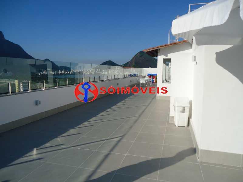 DSC00167 - Cobertura 3 quartos à venda Rio de Janeiro,RJ - R$ 2.300.000 - LBCO30285 - 24