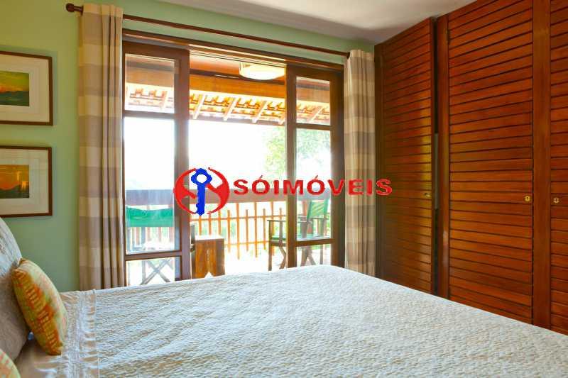 bedroom 1 - Casa 5 quartos à venda Rio de Janeiro,RJ - R$ 4.400.000 - LBCA50038 - 11