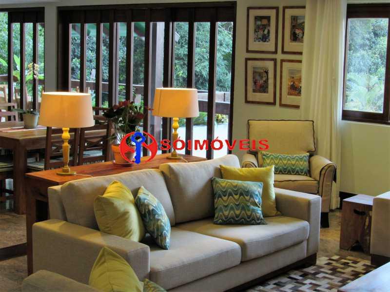 IMG_0588 - Casa 5 quartos à venda Rio de Janeiro,RJ - R$ 4.400.000 - LBCA50038 - 5