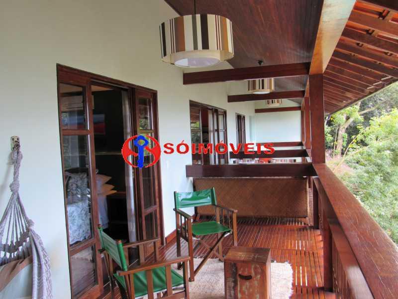 IMG_1367 - Casa 5 quartos à venda Rio de Janeiro,RJ - R$ 4.400.000 - LBCA50038 - 22