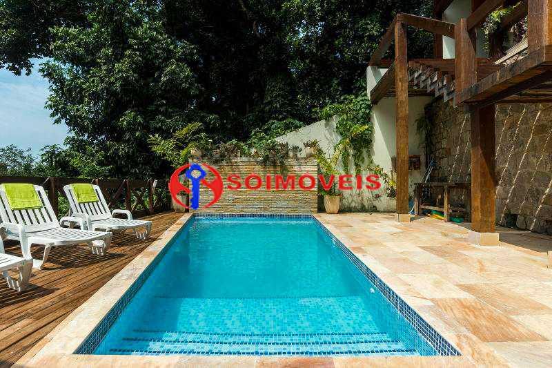 pool 1 - Casa 5 quartos à venda Rio de Janeiro,RJ - R$ 4.400.000 - LBCA50038 - 26