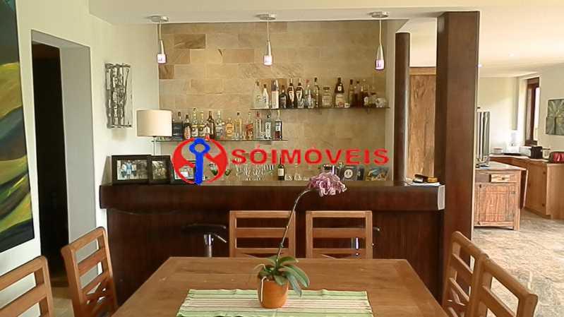 P8130021 - Casa 5 quartos à venda Rio de Janeiro,RJ - R$ 4.400.000 - LBCA50038 - 8