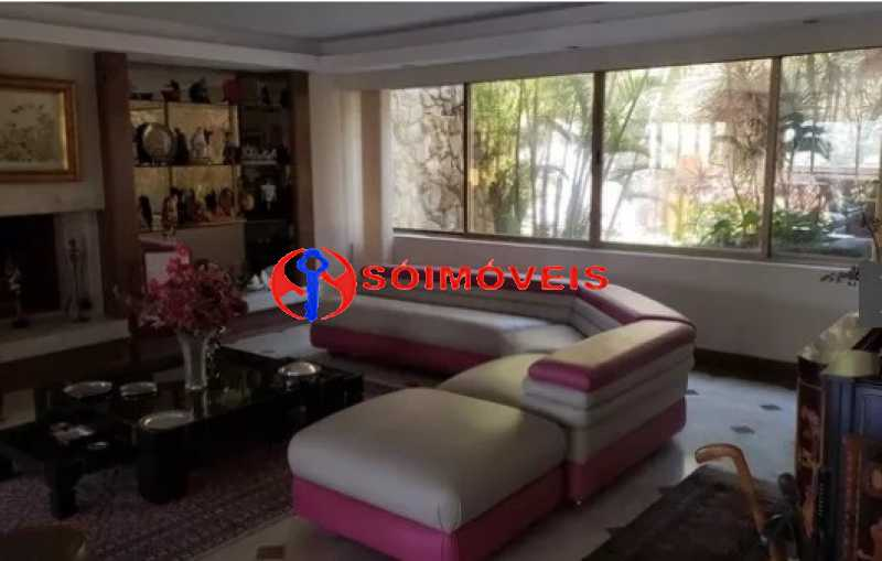 3 - Casa em Condomínio 6 quartos à venda Gávea, Rio de Janeiro - R$ 5.000.000 - LBCN60010 - 6