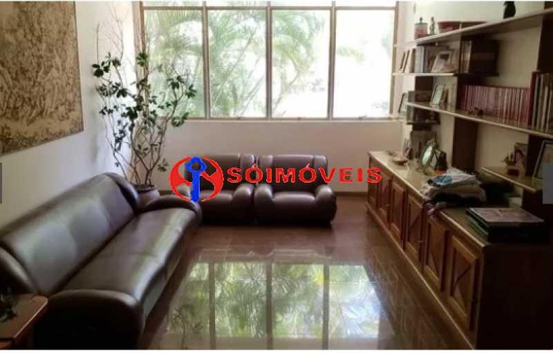 5 - Casa em Condomínio 6 quartos à venda Gávea, Rio de Janeiro - R$ 5.000.000 - LBCN60010 - 8