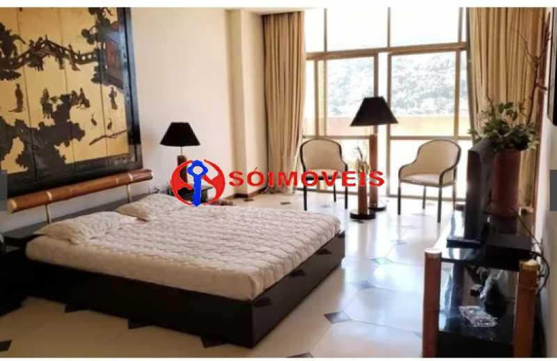 6 - Casa em Condomínio 6 quartos à venda Gávea, Rio de Janeiro - R$ 5.000.000 - LBCN60010 - 9