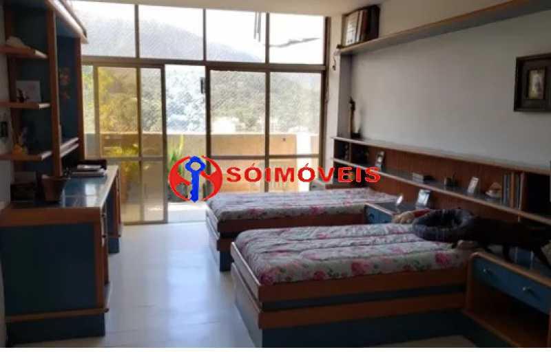 7 - Casa em Condomínio 6 quartos à venda Gávea, Rio de Janeiro - R$ 5.000.000 - LBCN60010 - 7